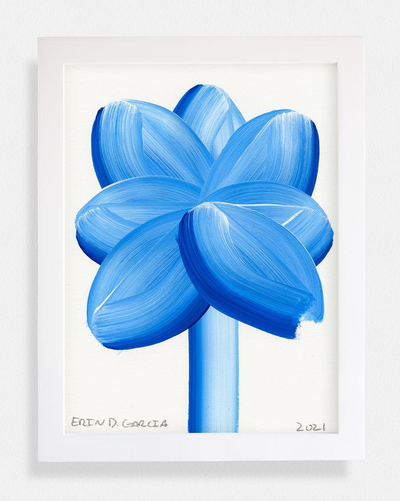 Six Flowers #4