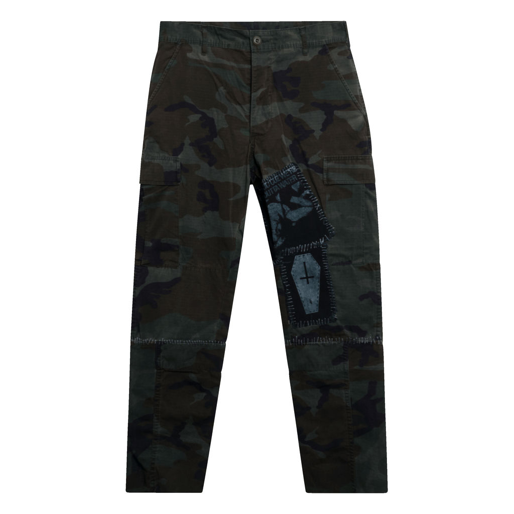 BLACKFIST Vol. 5 Camo Cargo Pants