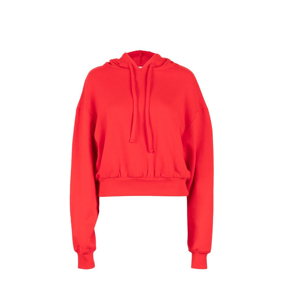 Wesley Prince Cropped Sweatshirt