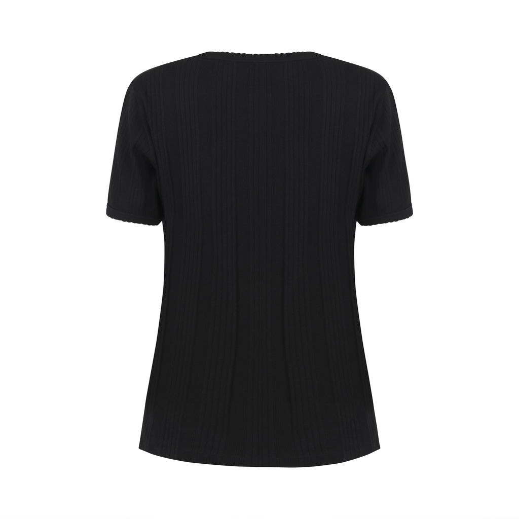 A.P.C. Essential Ribbed Top
