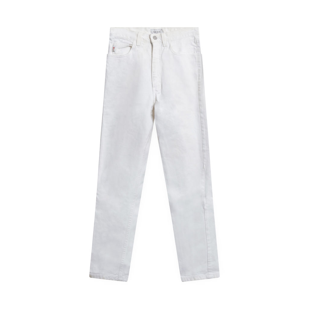 Guess by Georges Marciano White Denim Jeans