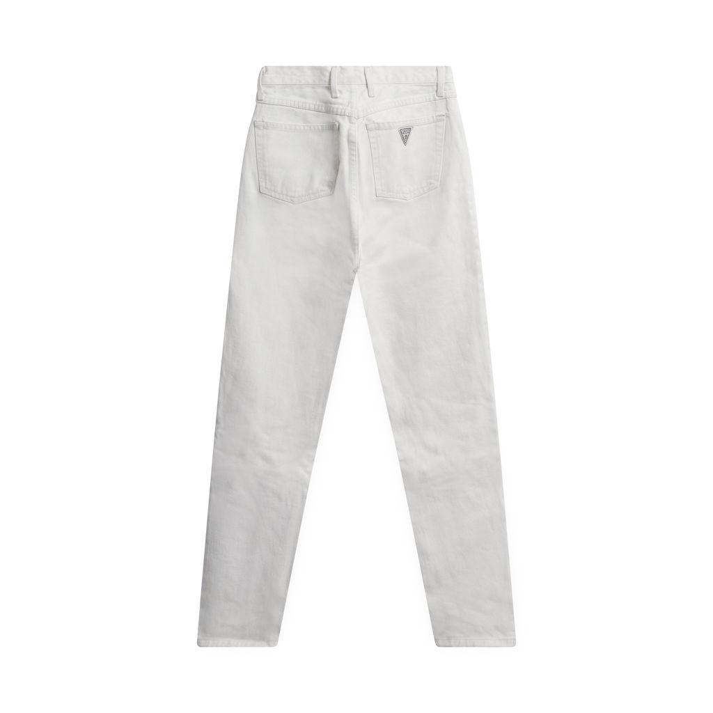 Vintage Guess Denim Jeans- White
