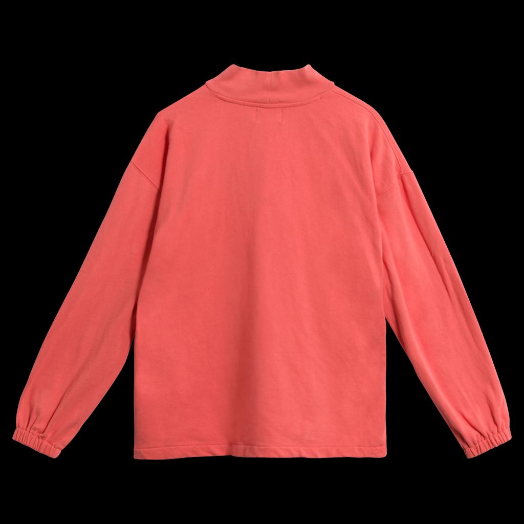 Stussy Benton Terry Mockneck Sweatshirt