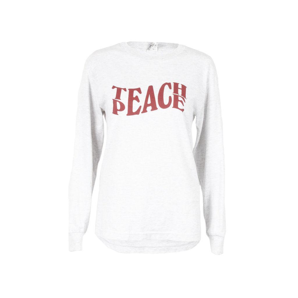 Vintage Teach Peace Long Sleeve Shirt