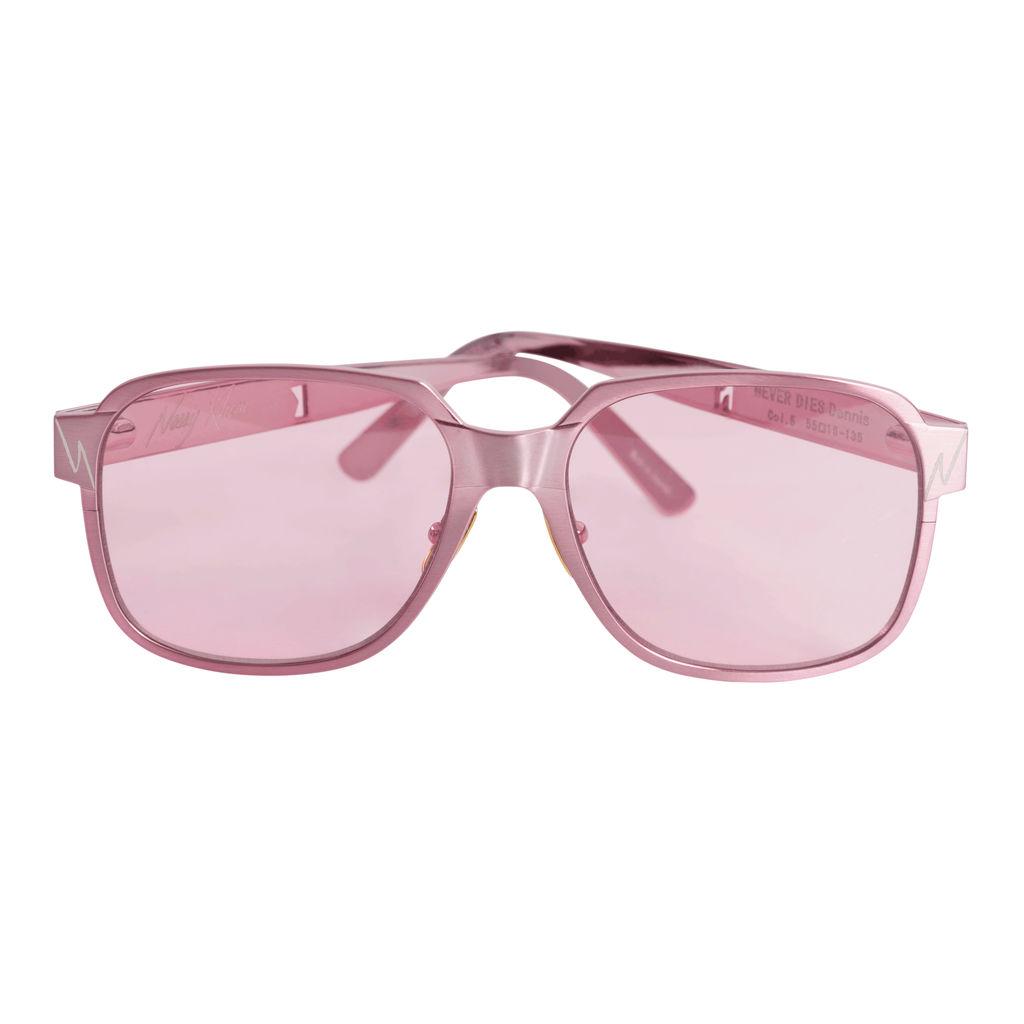 Nessy Khem- Never Dies Dennis Blush Sunglasses