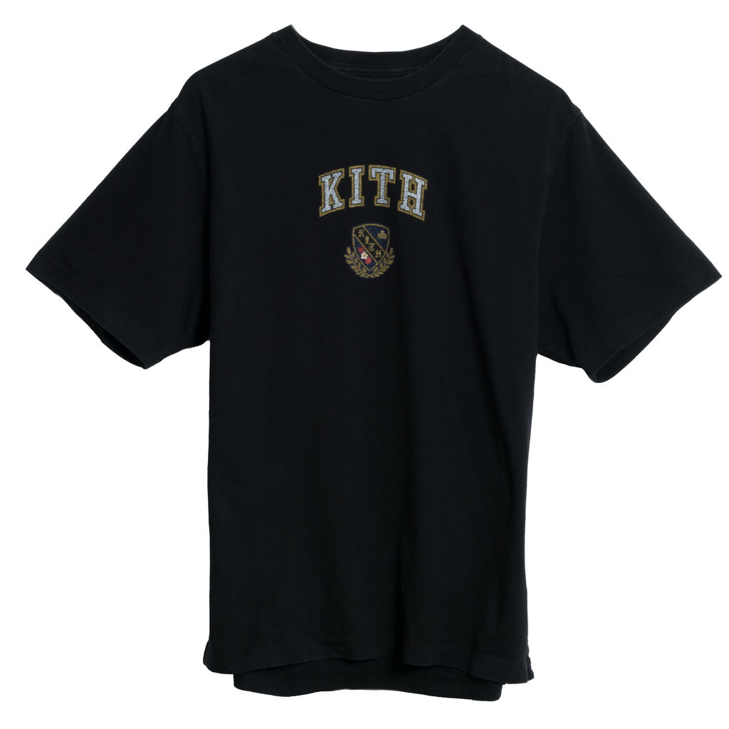 Kith Crest Logo Tee