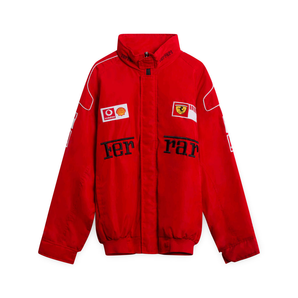 Ferrari Racing Jacket (Red)