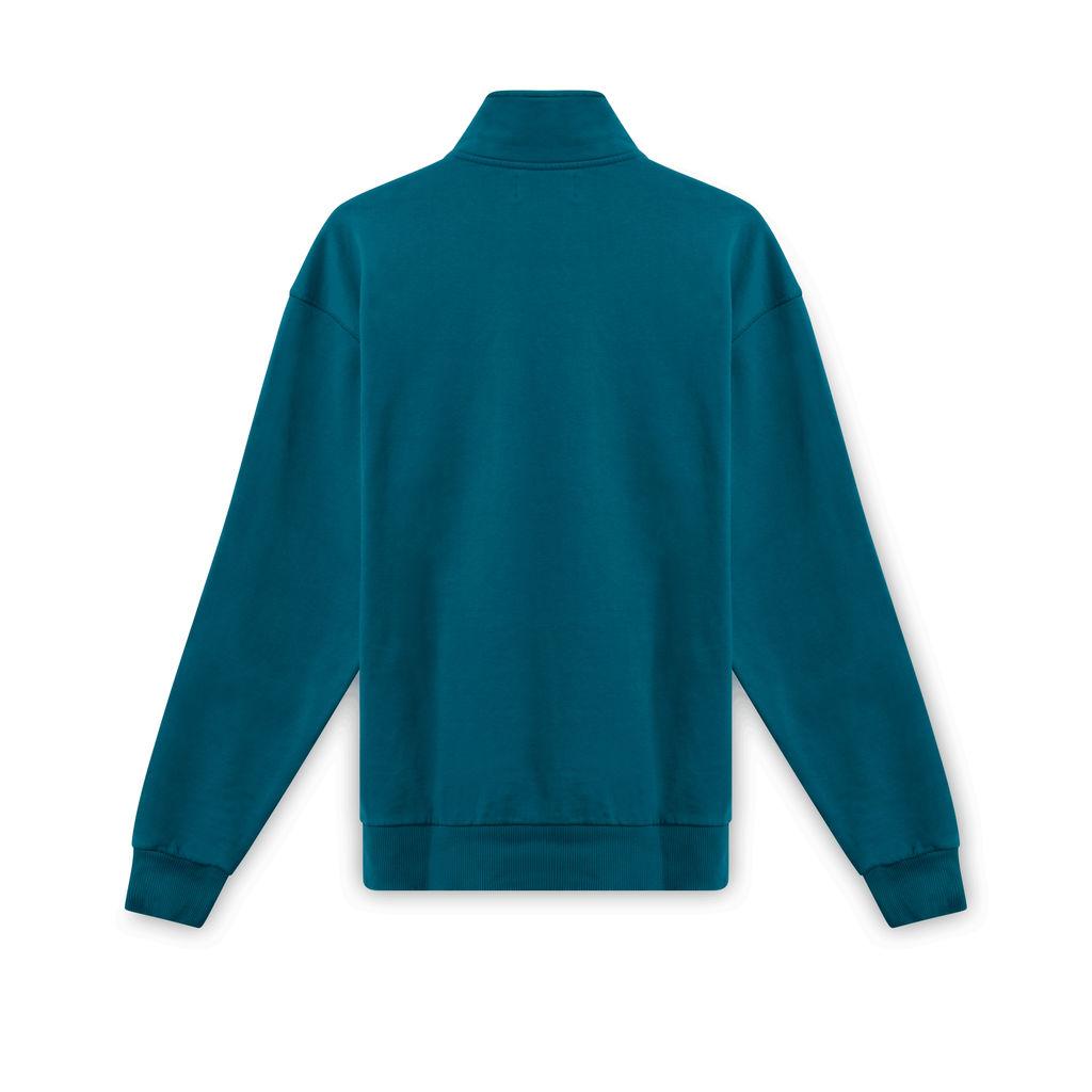 Vintage Amendi Sweatshirt - Turqoise