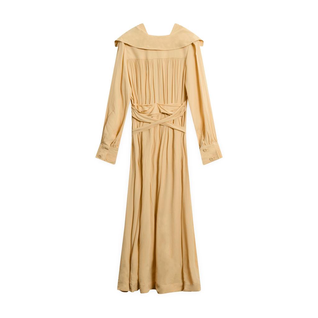 Jacquemus Yellow Maxi Dress