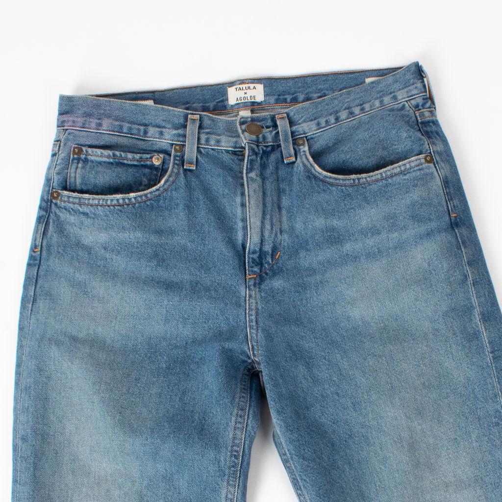 Talula x Agolde Slouched Peg Jeans