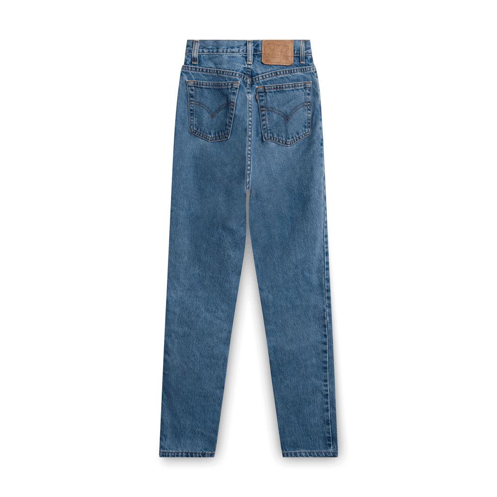 Vintage Levi's 512 Slip Tapered Denim Jeans