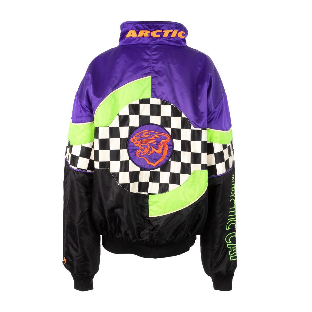 Vintage Arctic Fox Bomber Jacket
