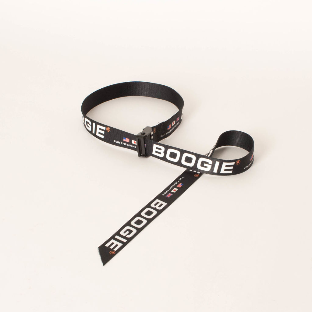 Boogie Night Show Belt