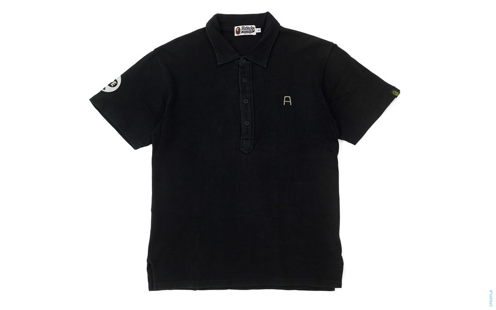 Octopus Army Polo Shirt black