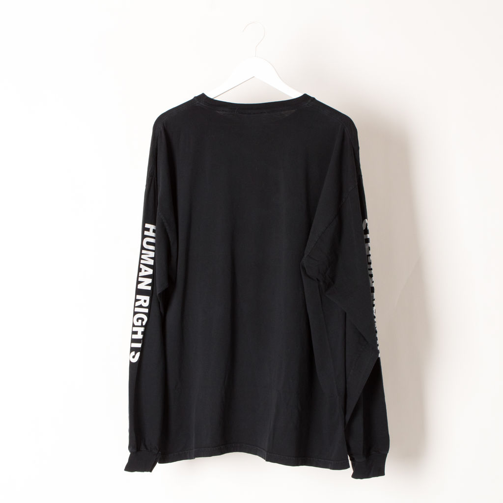 Noah Human Rights Long Sleeve  curated by Emily Oberg