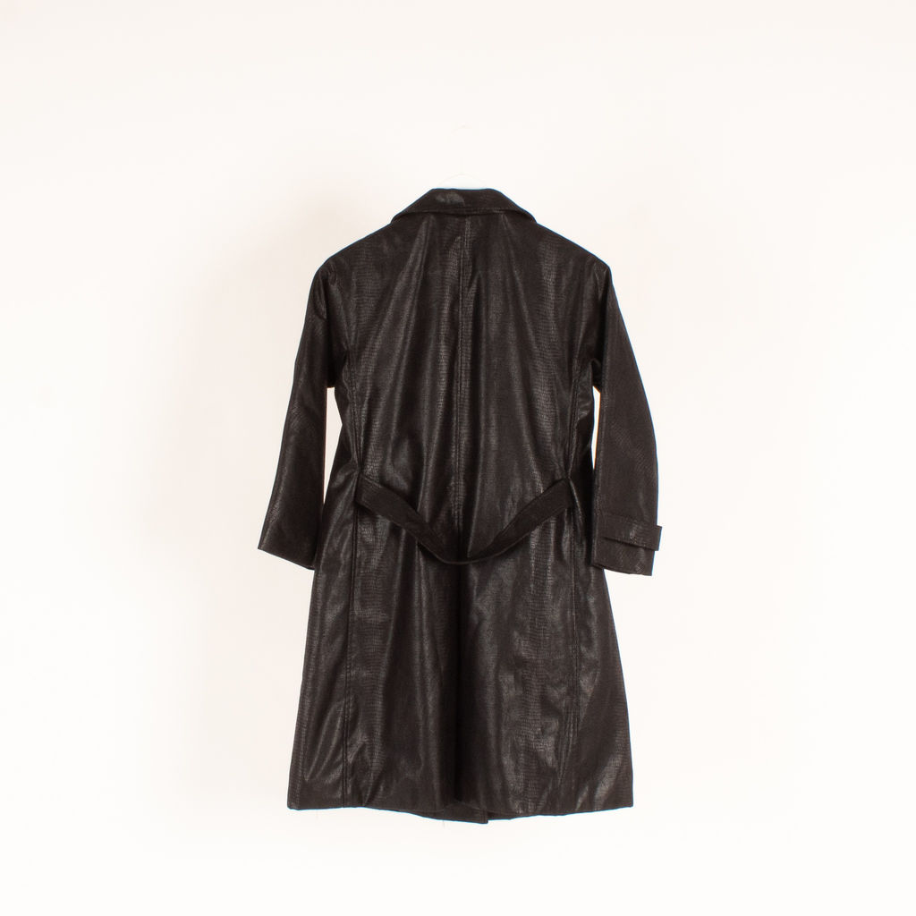 Le Trench Le Noir Coat
