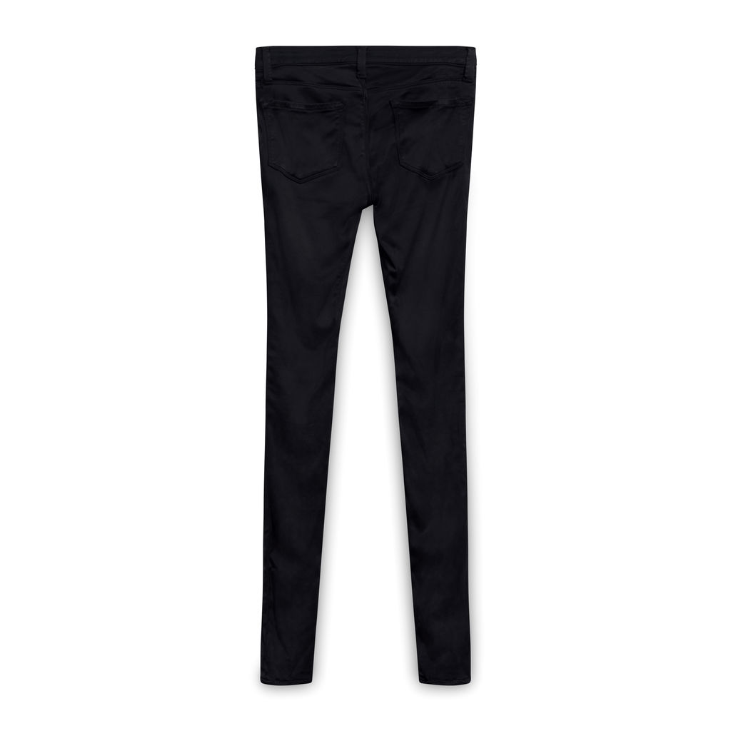 J-Brand High-Rise Leggings - Black