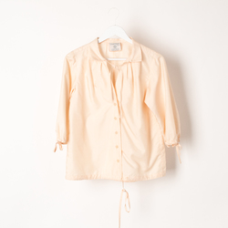 Courreges Paris Vintage Summer Top  curated by Lilah Summer