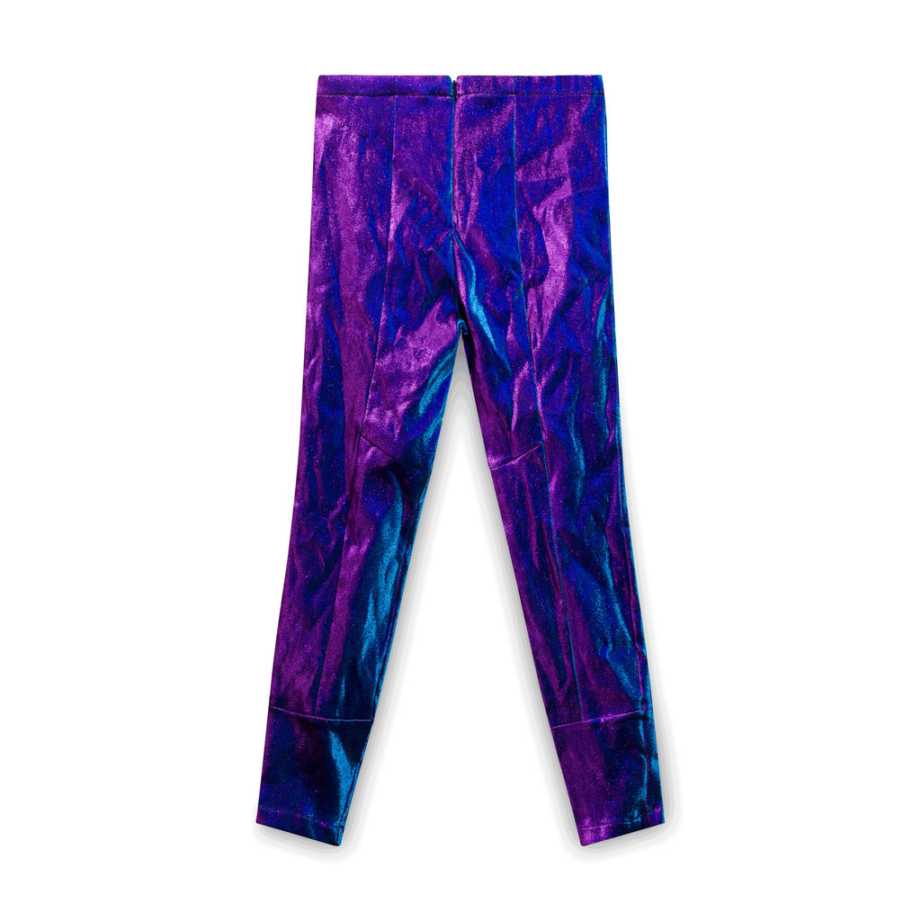 Area Glitter Trousers