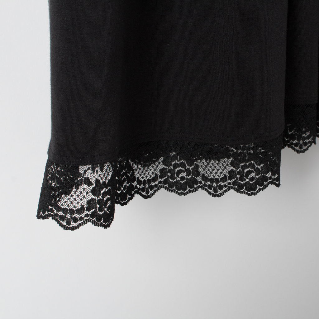 Betsey Johnson Lace Trim Dress curated by Sophia Amoruso