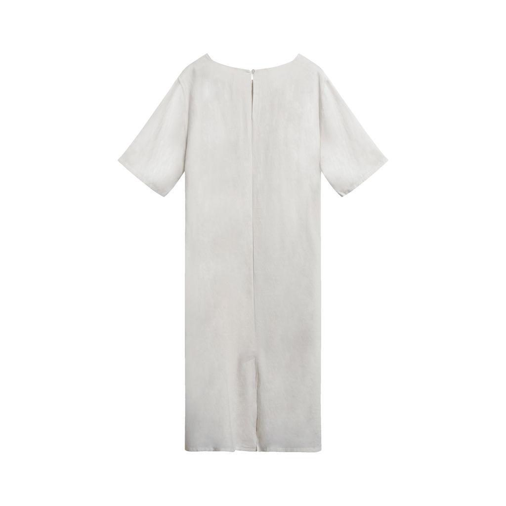 Vintage La Garconne Moderne Midi Dress