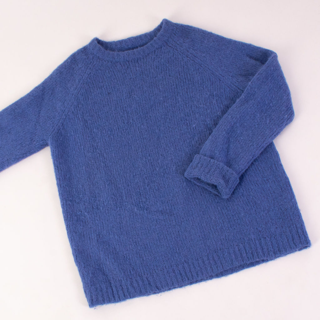 Willy Chavarria Mohair Knit Sweater