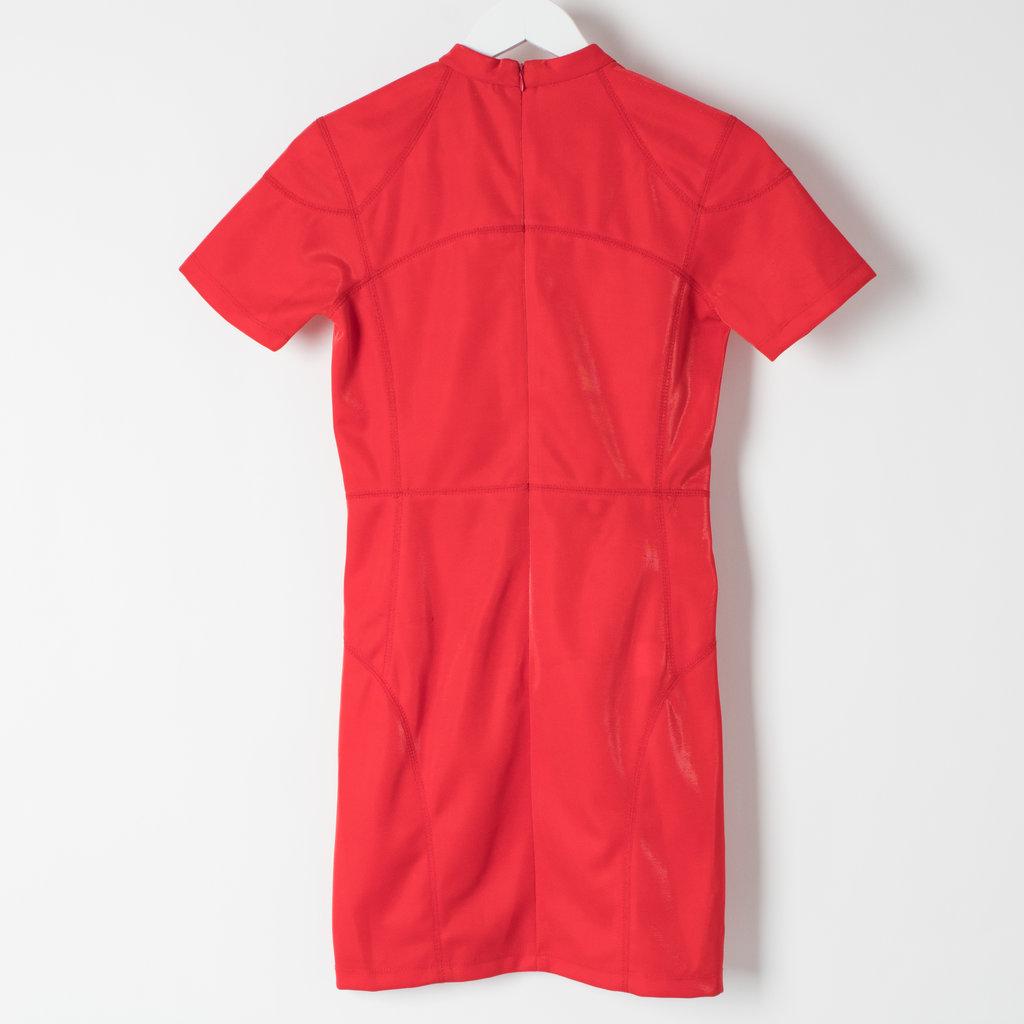 Asilio Contoured Mini Dress curated by Sami Miro