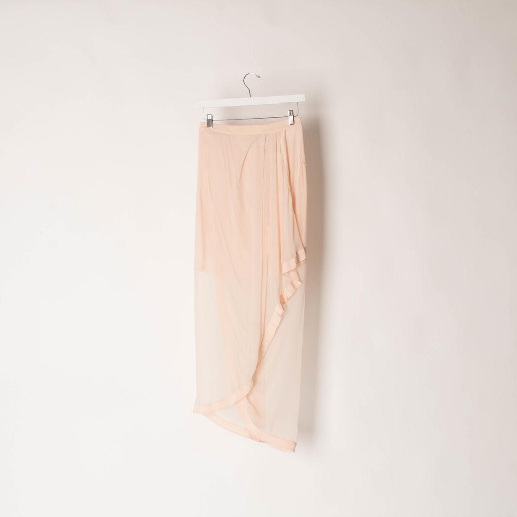 Acler Eggshell Fable Skirt