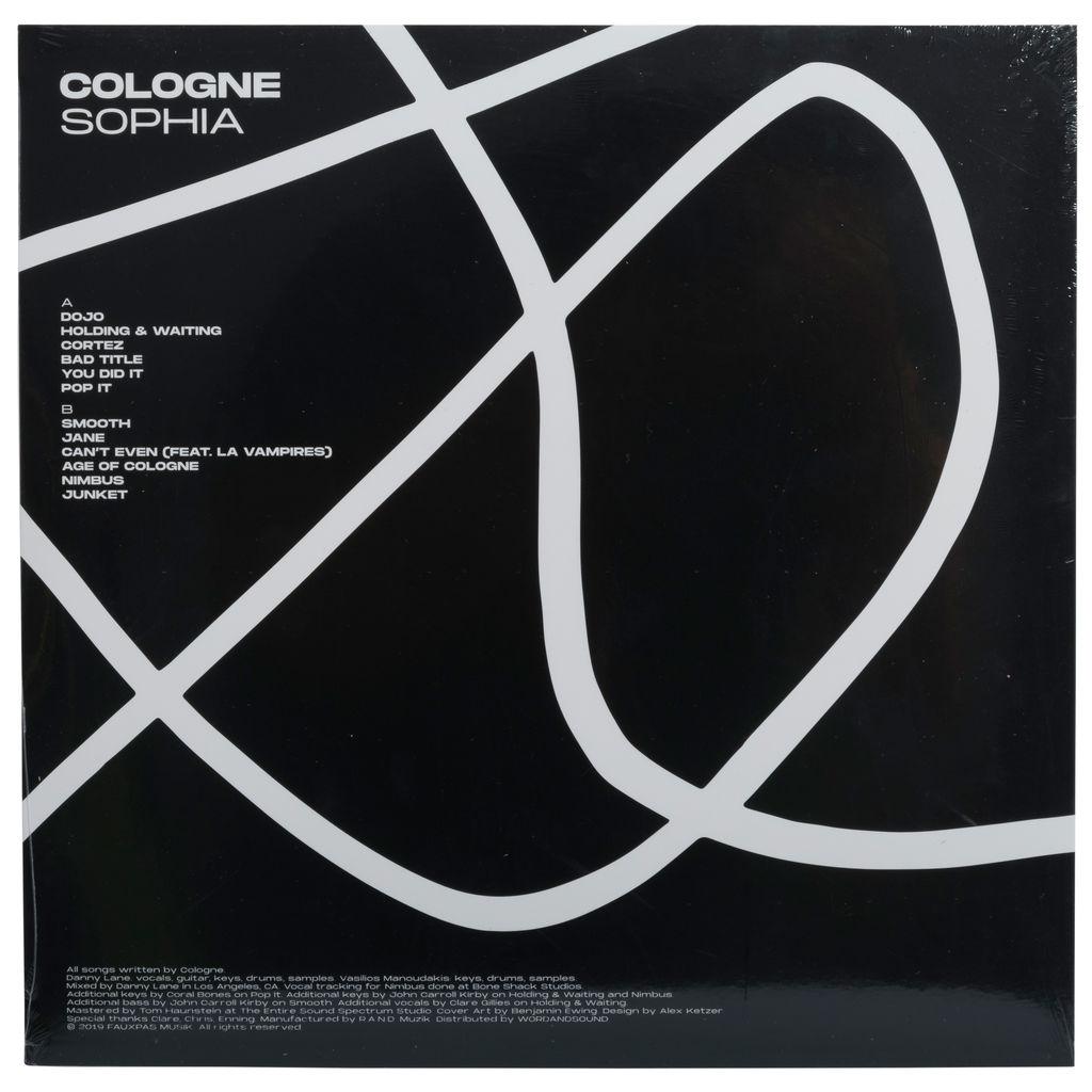 Cologne Sophia Vinyl