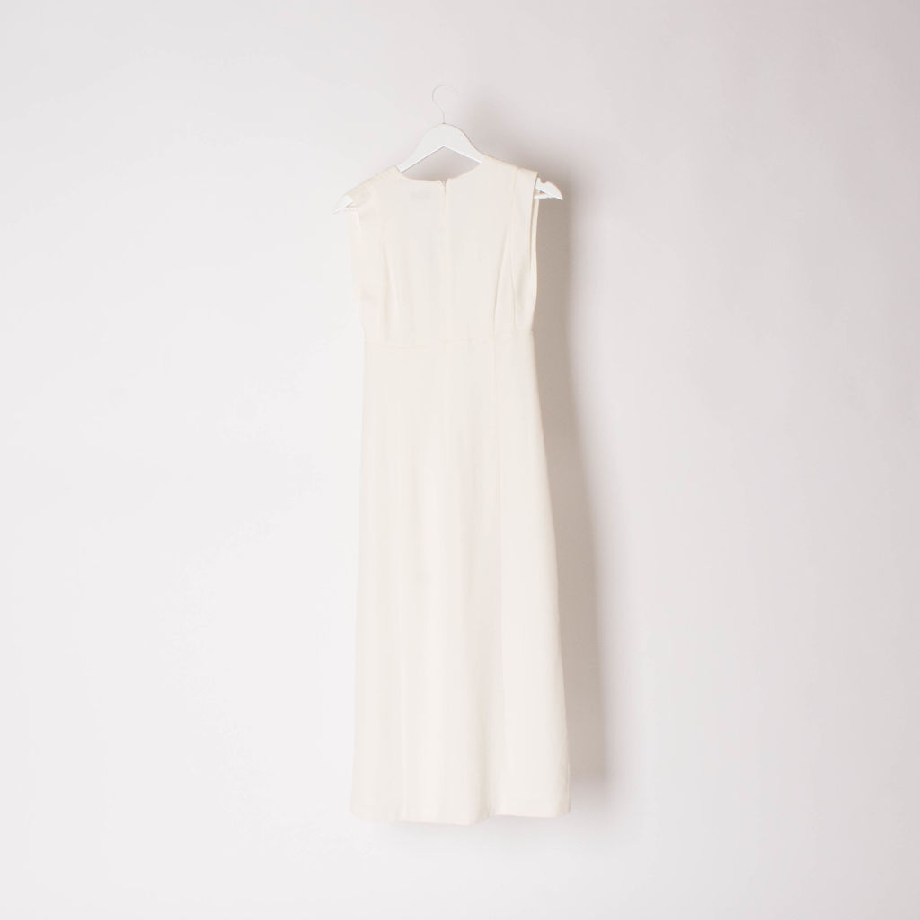 Babaton Off White Askell Maxi Dress