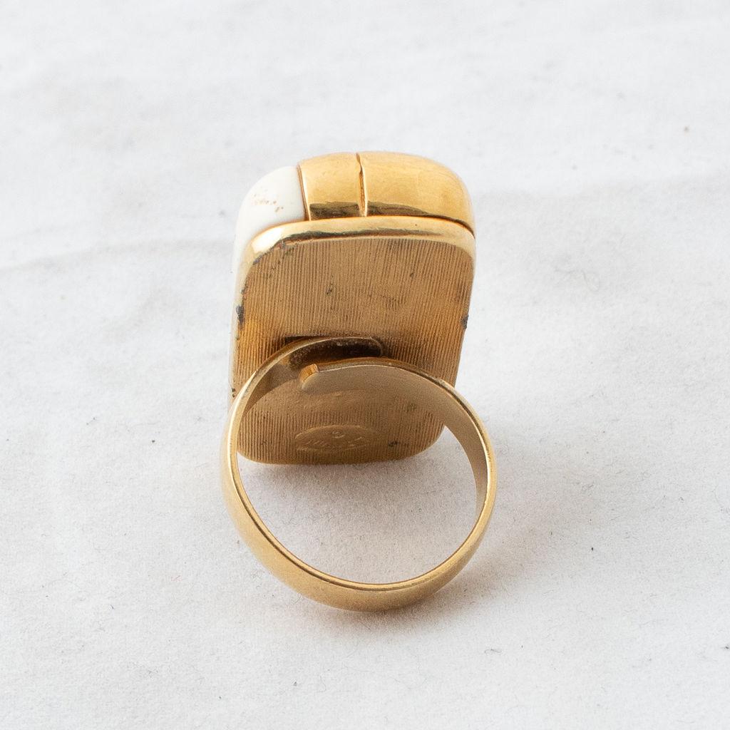 Vintage Lanvin Ring