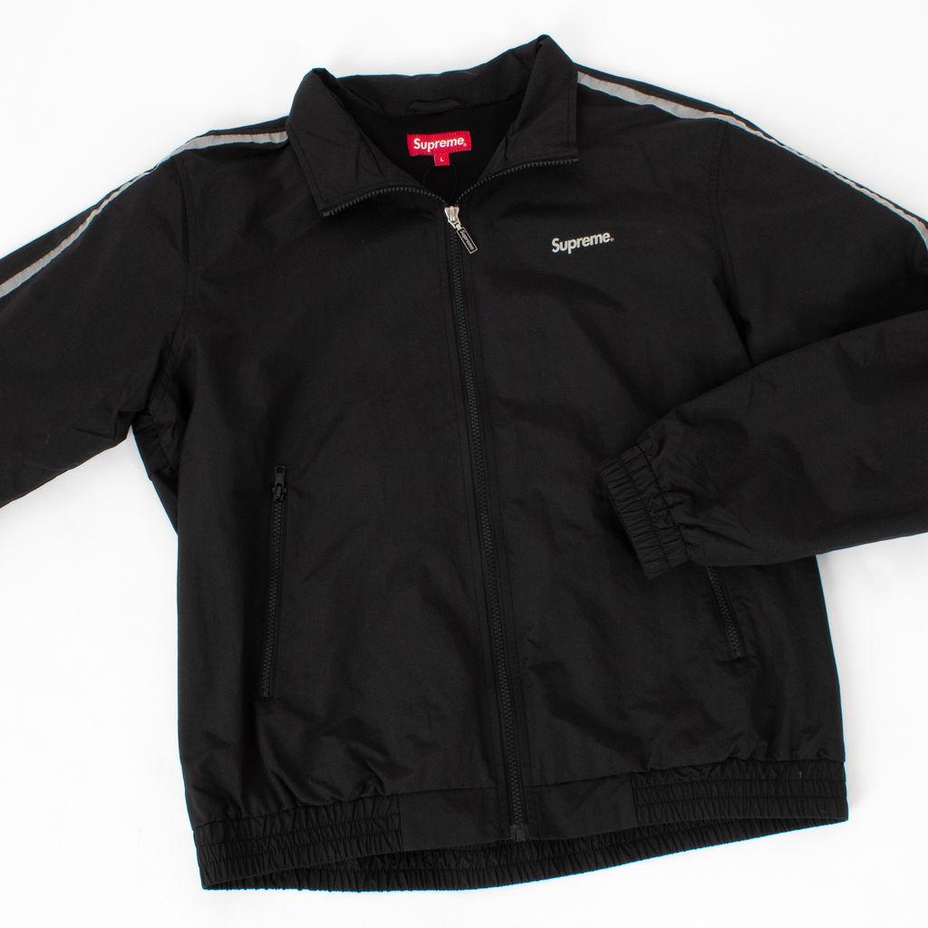 Supreme Taped Seam Track Jacket