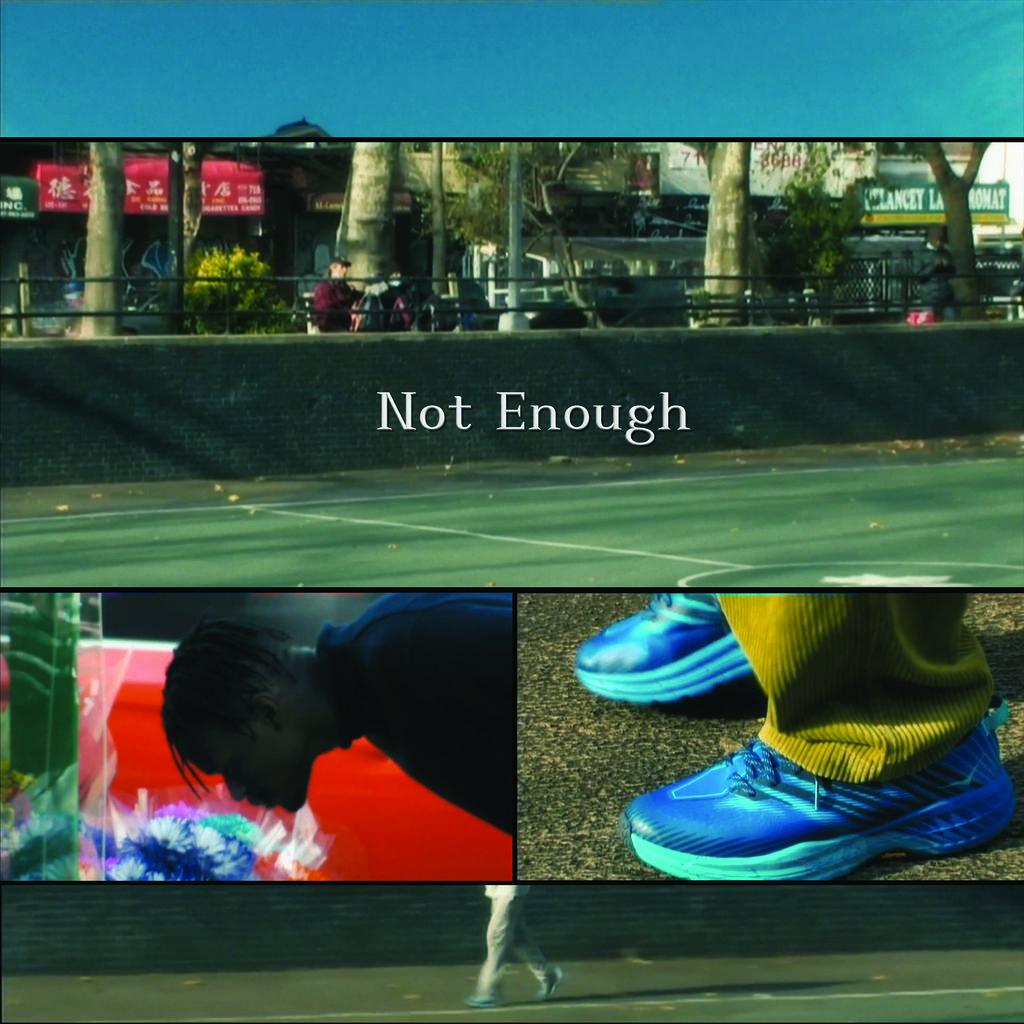 Not Enough- Digital Download