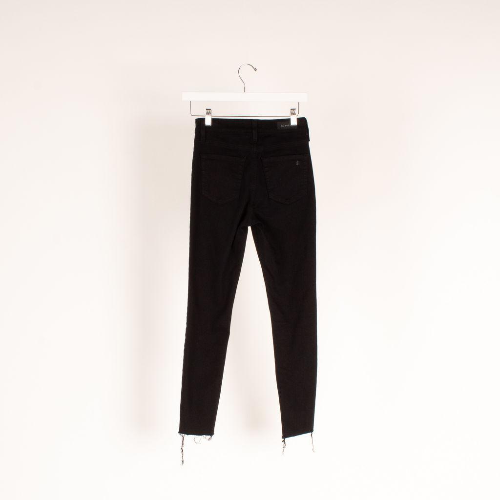 Alexa Chung x AG Hynes High Waist Skinny Jeans
