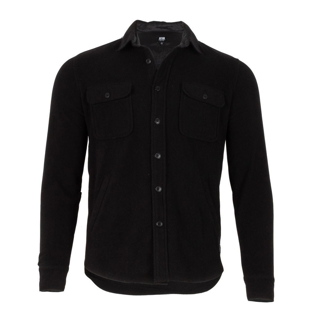 Obey Wool Overshirt