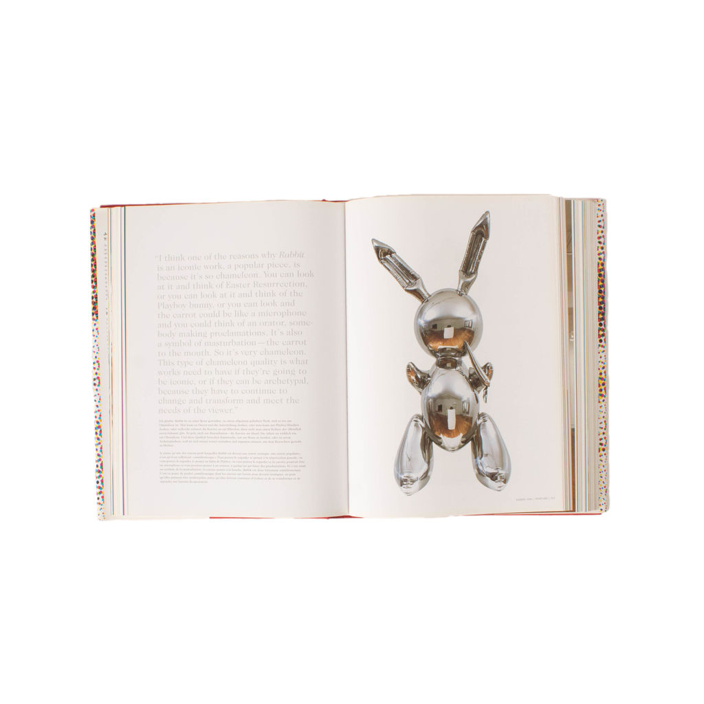 Jeff Koons Post Pop Superstar Coffee Table Book