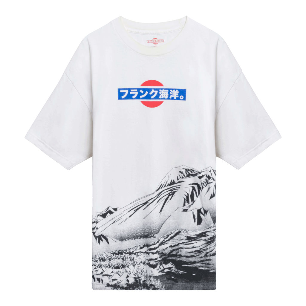 Frank Ocean World Tour Tee
