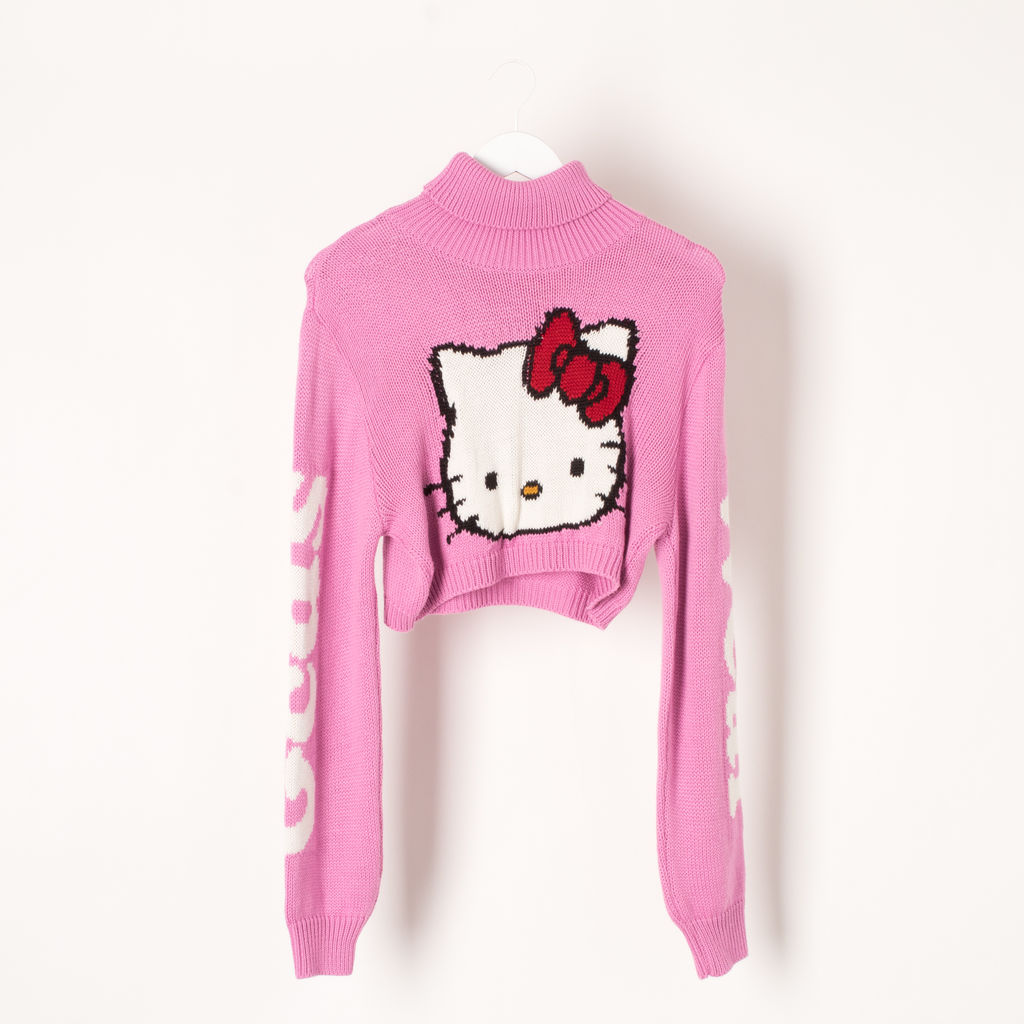 GCDS x Hello Kitty Jumper