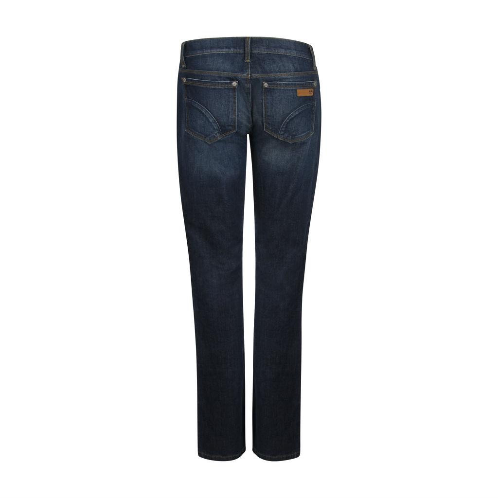 Joe's Jeans The Rocker Bootcut Jean- Deep Indigo