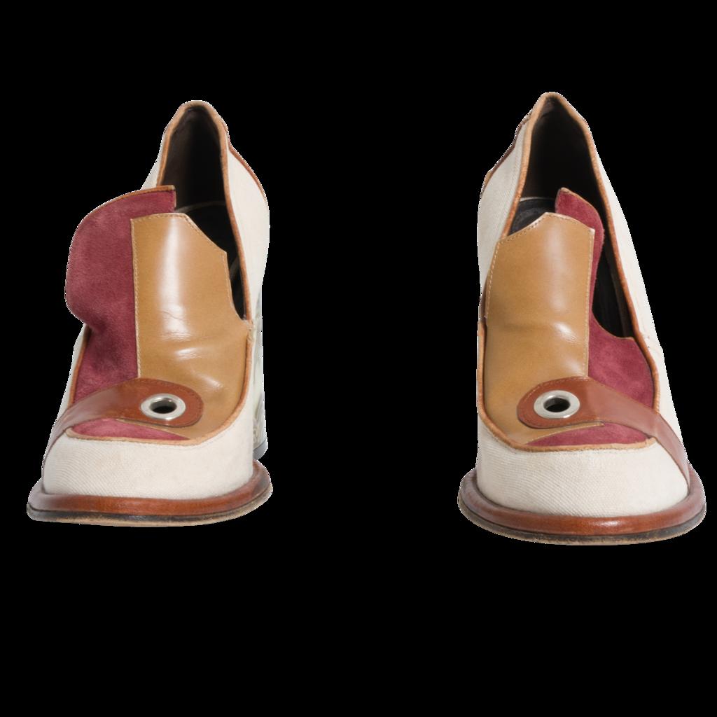J.W. Anderson Platform Loafers