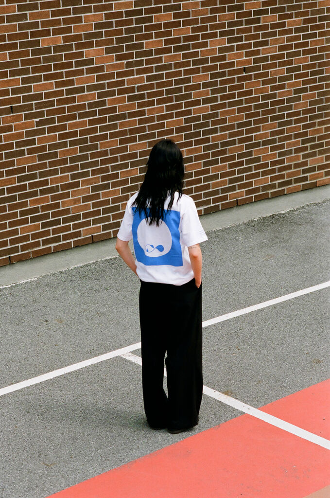 Hydroflora Basic Logo T shirt