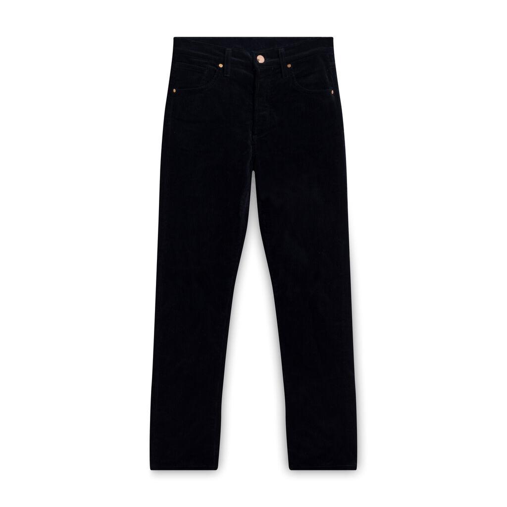 Goldsign Corduroy Trousers - Black