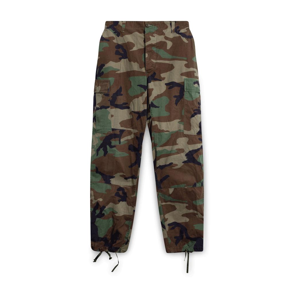 Vintage Camo Cargo Pants