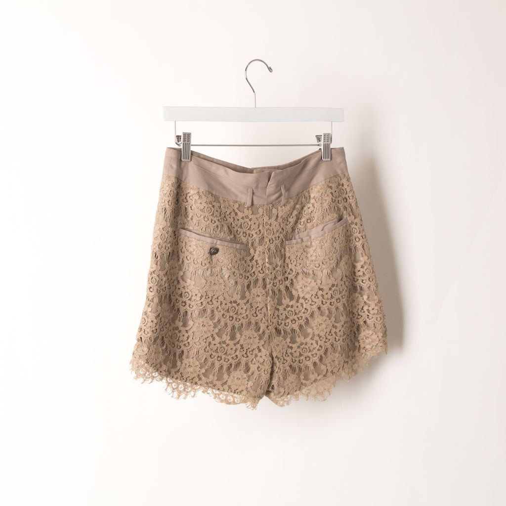 The Kooples Lace Short