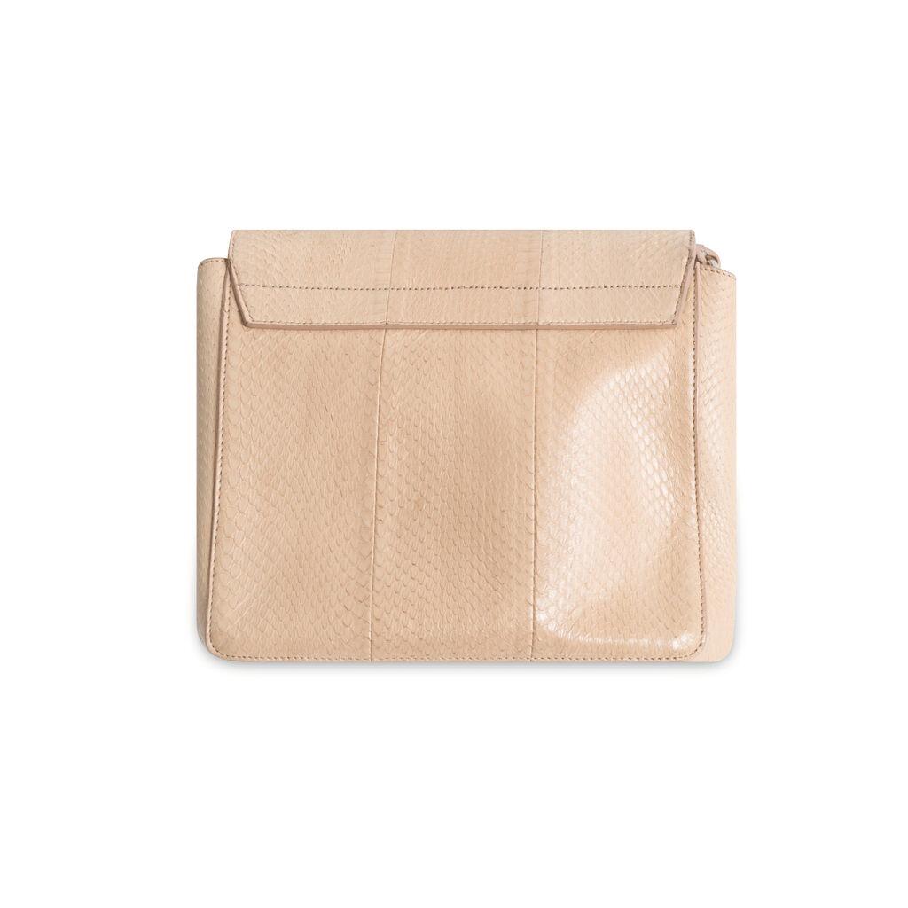 A.L.C Leather Crossbody - Tan