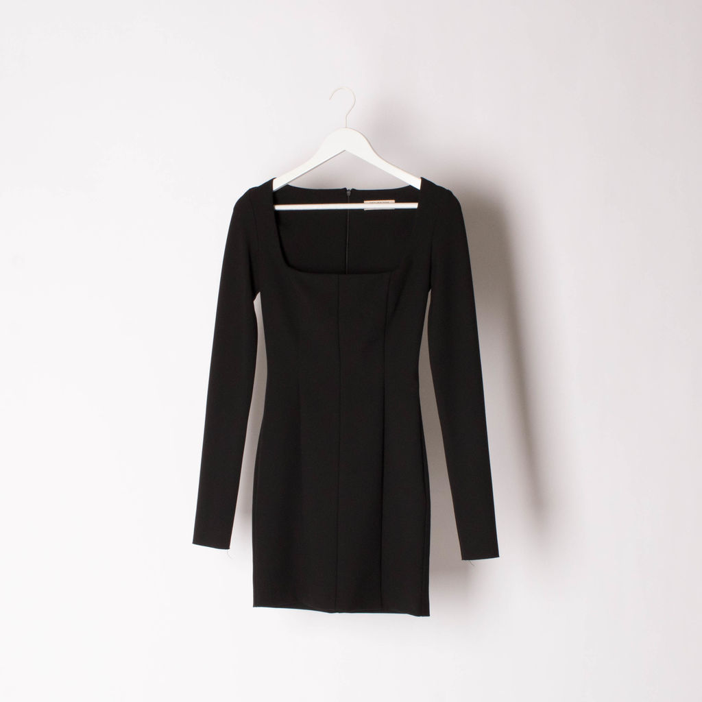 Bec + Bridge Chico Long Sleeve Mini Dress