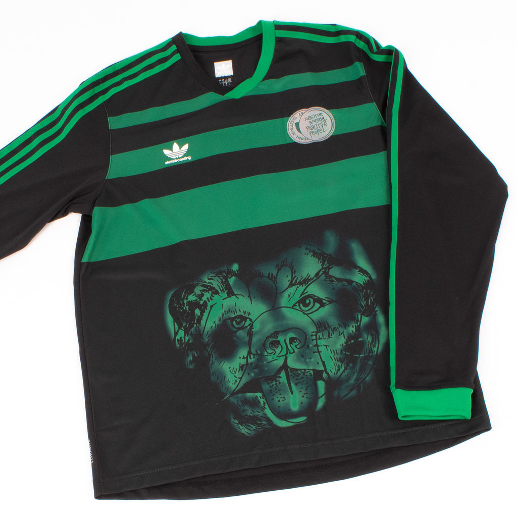 Adidas Tyshawn Long Sleeve Jersey