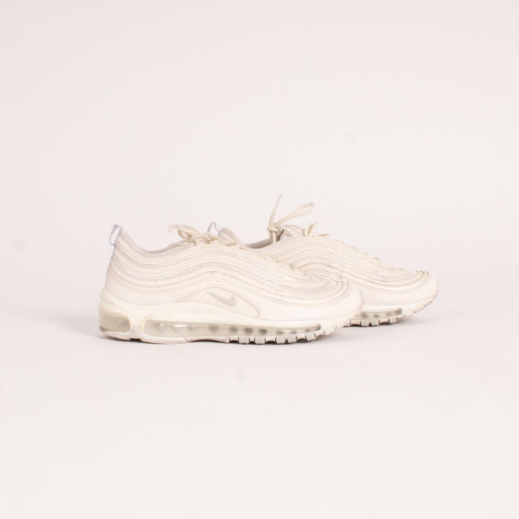 """Nike Air Max 97 """"Triple White"""""""