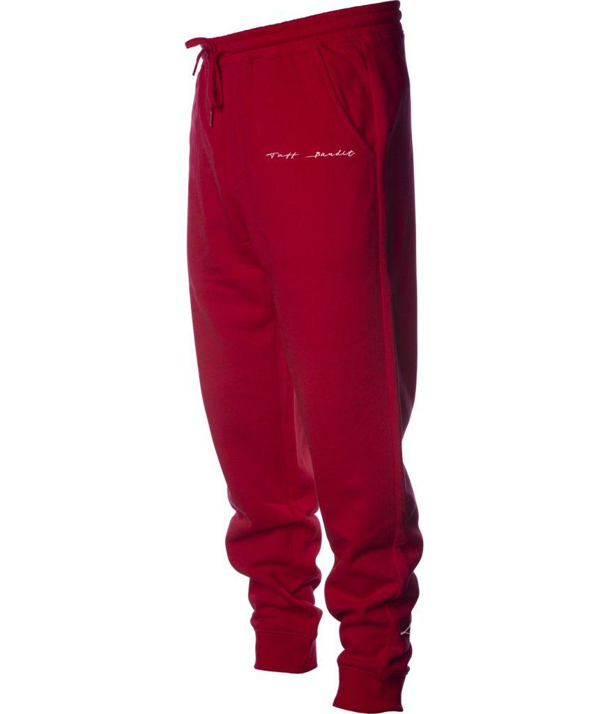 Tuff Bandit Red Jogger