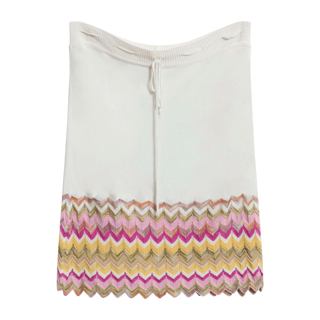 Missoni Knit Skirt